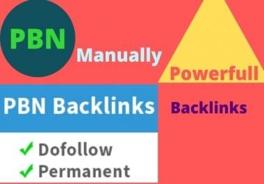 Powerfull 5 PBN backlinks for skyrocket your website