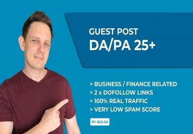 Manually Create Guest Post on FinTalk (.co.za)