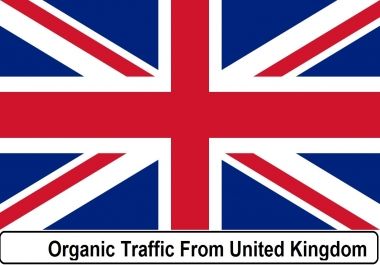 More than 4040 Real Organic Traffic from UK , USA