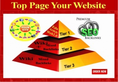 Best Manual 50 Mixed Pyramid Backlinks,link building boost your website Top on Google