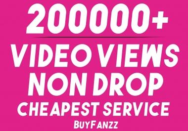 Add Super Instant 200K HQ Visitors Guaranteed