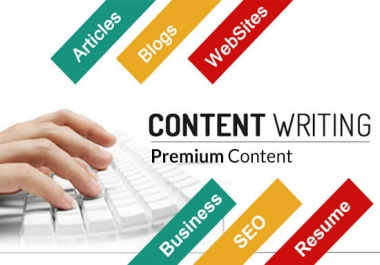 I will write professional 500 words Unique Content/ Article for your blog website Or Product
