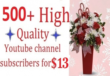 Super cheap rate,500+ High quality,Video promotion