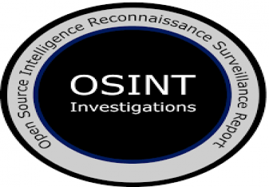 Most Wanted Open Source Intelligence Resource List | OSINT