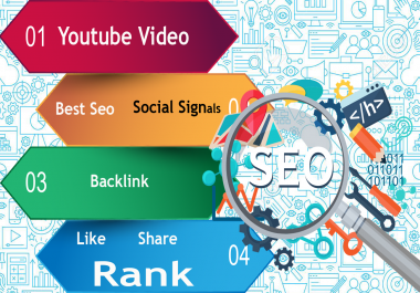 CPA Marketing YouTube Video SEO 550 High Socila signals only