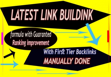 Latest And Manually Done 2020 Back-links Package To Improve Your Ranking Toward Page