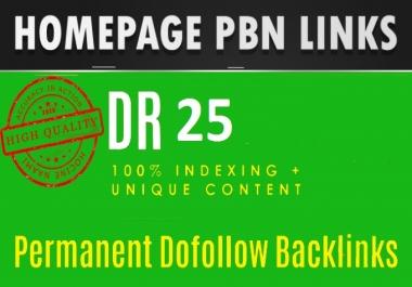Backlinks DA 80+ All Pr9 25 Safe SEO High Profile