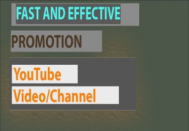 Do The Awesome Promotion & Marketing Via Social Media Network