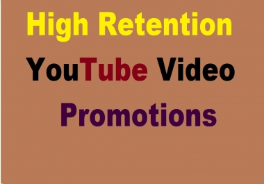 High Quality Video Marketing and Promoting with Visitors just