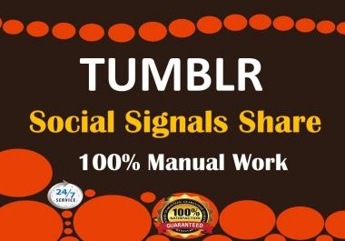 SEO SkyRocket 5000 Tumblr Social Signals Social Media Sites PR9 Social Bookmark