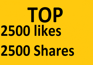 TOP 5,000 SOCIAL SIGNALS With NUCLEAR SEO