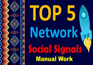 TOP No5 Social Media Best 15,000 SOCIAL SIGNALS With NUCLEAR SEO