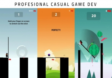 Exclusive and Premium unity source code - Hyper Casual games - ready for reskin