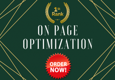 Boost Your Google Ranking- Exclusive On Page SEO Optimization For Wordpress With Yoast