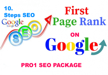 Pro1 SEO Package to Explode Your Ranking on Google