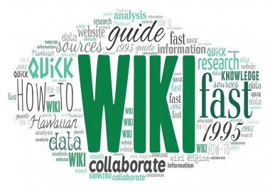 Create 199+ Wiki Fresh SEO Backlinks from Authority Websites for Take Action Fast Ranking