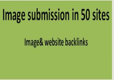 Manually Submit Your Images To 50 Image Submission Or Photo Sharing Sites