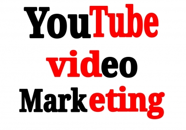 Real YouTube promotion, get it fast
