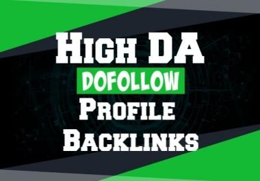 I Will Create 5 High Authority Dofollow Backlinks of 90+ DA PA
