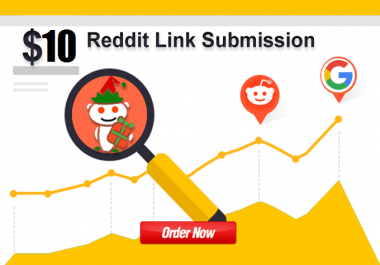 I'll share your link on Reddit from my high karma account