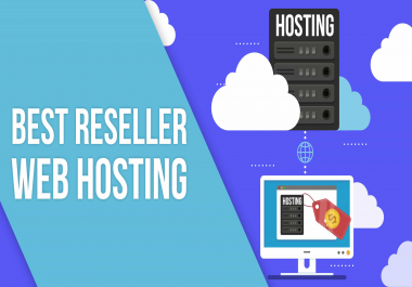Unlimited Reseller Hosting - cPanel | WHM | Website Builder | Free SSL's | Softaculous + Much More!
