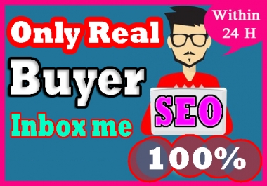 If you need any SEO services only real CLIENT inbox me