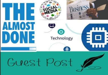 Guest Post On DR57 Website Thealmostdone.com