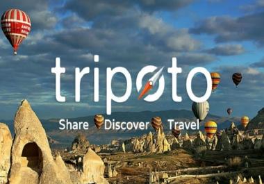 Write A Guest Post On Travel Niche Tripoto.com [DA 57]