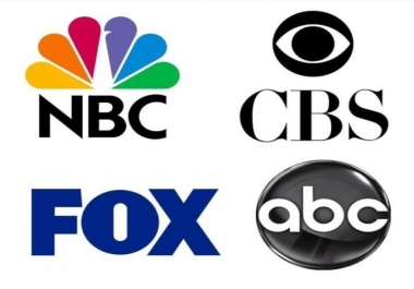 Write and Press Release distribution on FOX, CBS, ABC, NBC and 350 Websites