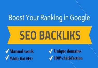 2019 SEO Pack - High Authority Exclusive Backlinks to Boost Your Website Rank