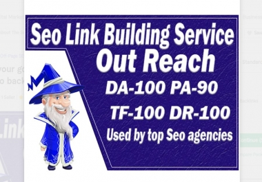 I will boost your google ranking with manual high authority seo backlinks