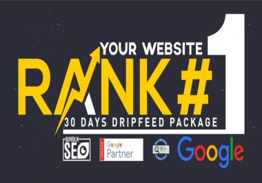 I will do 15 day drip feed 200 unique domains backlinks daily update