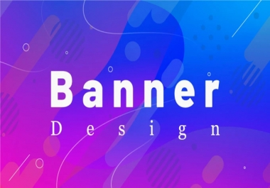 Build An Awesome BANNER For social Media Ad