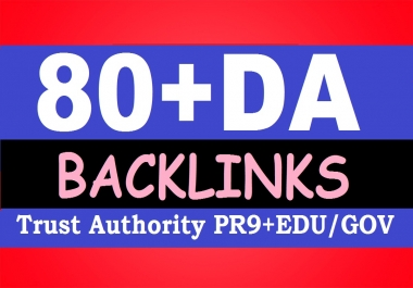 Build 80+DA SERP SEO Profile Backlinks Create For Ranking your Website,URL or Blog