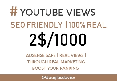 promote your youtube video via paid ads - get quick results