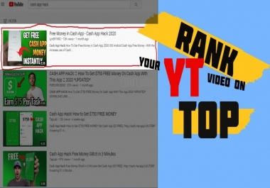 RANK your YouTube video on Top guaranteed