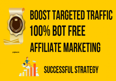 Increase your targeted traffic for affiliate sales from social media with 2000 social signals manual