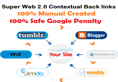 30 Web 2.0 Super Blogs Dedicated with Contextual Back links