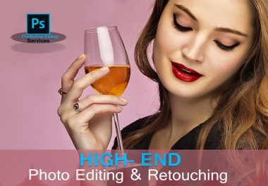 photo editing and retouching by photoshop