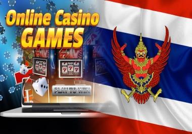 Make 999PBN DA/DR 50to70 Indonesian, Thailand & Korear Posts, UFAbet, Casino, Poker, Gambling, Site
