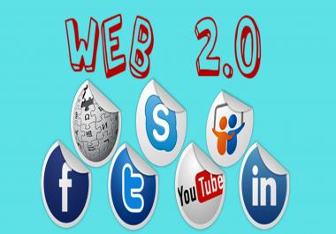 build 5 super web 2 blogs that fire SEO rankings