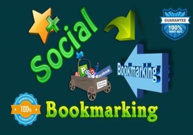 Create 29 Dofollow Bookmarking Ranks Your Website