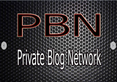Amazing 15 Powerful PBN Backlinks on High DA/PA