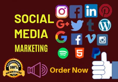 Be Your Social Media Manager,Social Media Marketing