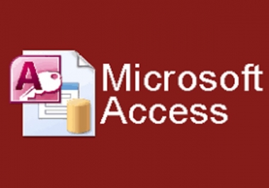 Develop Microsoft Access Database