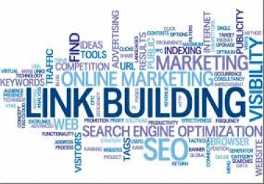 High Quality Do SEO backlink building SEO service