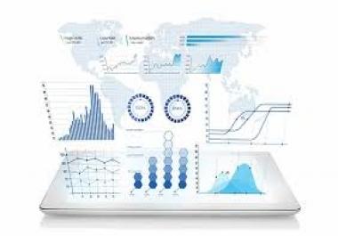 We shall analyze and visualize data using Power Bi