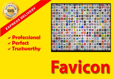 Create Favicon For Website Or Blog
