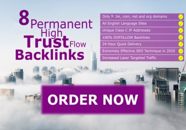 permanent dofollow SEO backlinks high quality link building
