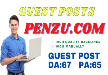 Publish Guest Post On penzu. com DA:67 PA:65 Do-Follow and Permanent Backlinks